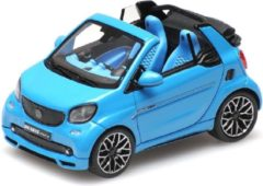 Smart Brabus Ultimate 125 Cabriolet - 1:43 - Minichamps