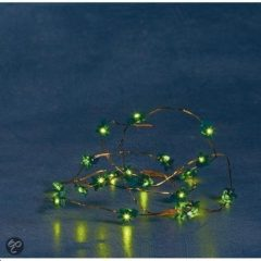 LED Motief lichtketting Groen Binnen Konstsmide