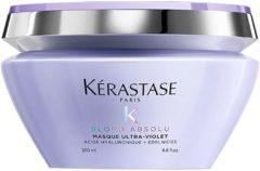 Kerastase Kérastase - Blond Absolu - Masque Ultra-Violet / Zilvermasker - 200 ml