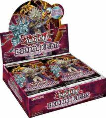 YuGiOh! - Konami TCG Yu-Gi-Oh! 1x Legendary duelists Rage of Ra Boosterbox