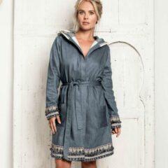 TRUE BANDITS - Hygge Robe Else - Badjas - Blauw - M/L