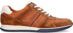 Australian Barletta Sneakers Cognac Wit Heren Sneakers - Wit - maat 42