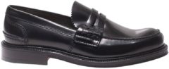 Marrone CHURCH'S Mocassino Slip On In Pelle Spazzolata Con Traversina Classic