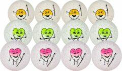Reece Australia Emoticon Hockey Ball 1 stuks 3 kleur keuzes. Goud, groen of roze