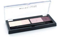 Paarse Maybelline Eye Studio Quads - 01 Vivid Pinks - Oogschaduw Palet