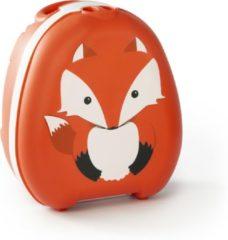Jippie's Plaspotje My Carry Potty Vos 26 X 15 Cm Oranje/wit
