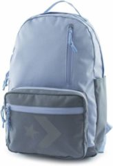 Grijze Converse rugzak, Converse Block Essential Backpack, Grey