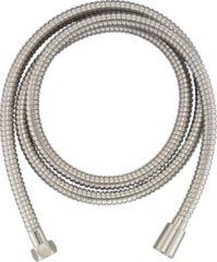 Roestvrijstalen Ben Doucheslang metaal 125 cm Geborsteld Nickel