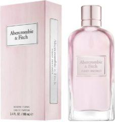 MULTI BUNDEL 2 stuks Abercrombie & Fitch First Instinct Woman Eau De Perfume Spray 100ml
