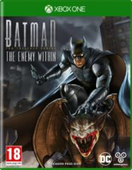 Warner Bros. Games Batman: The Telltale Series 2 - Enemy Within - Xbox One