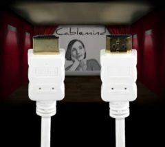 Cablemind High Speed HDMI-Kabel mit Ethernet Kanal, verschiedene Längen Länge: 10 m