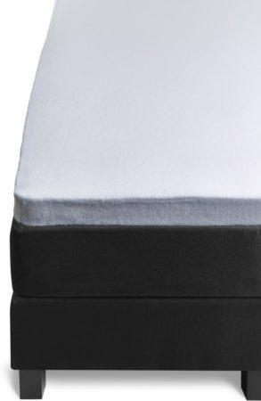 Afbeelding van Witte Beddinghouse Multifit - Stretch - Molton - Topper Hoeslaken - Eenpersoons - 70/80x200/220 cm - White