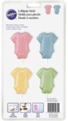 Transparante Wilton Lollipop Mold Baby Tee