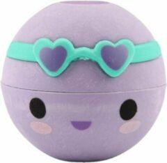 Ylvi & The Minimoomis Gum Junior 4,1 X 6,5 Cm Rubber Paars