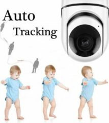 Witte Eve Audio AANBIEDING: Onze Best Verkochte & Beveiligde Babyfoon van DHH Security© van Elite Quality, WiFi Security Camera, Motion en Geluid Detectie, Nachtvisie, Two-Way Audio, iOS + Android App Besturing, SD Card + Cloud Storage, Draadloze Beveilig