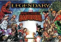 Upper Deck Entertainment Legendary Secret Wars Marvel Deck Building Game: Secret Wars Vol 2