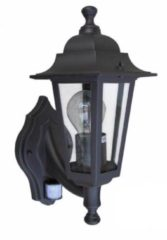 Luxform Wandlamp Orlando 19,5 X 22,6 X 41,8 Cm Aluminium Zwart