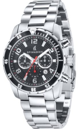 Afbeelding van Spinnaker Stern SP-5009-11 Heren Horloge
