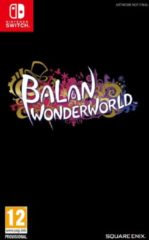 Square Enix Balan Wonderworld (Nintendo Switch)