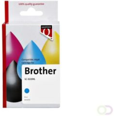 Cyane Inkcartridge Quantore Brother LC-3219XL blauw