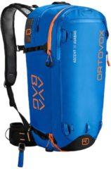 Ortovox - Ascent 30 Avabag Kit - Lawinerugzak maat 30 l, blauw