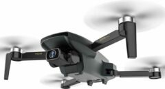 Trendtrading Turbine Pro Max drone - 75 minuten vliegtijd - Drone met 4K Full HD Dual Camera - 50x Zoom - 5G Wifi - Foto - Video - Quadcopter - Zwart
