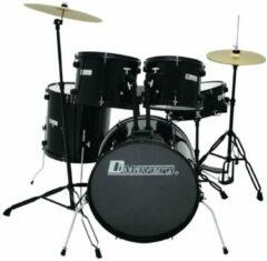 DIMAVERY DS-200 drumstel voor volwassenen - Zwart