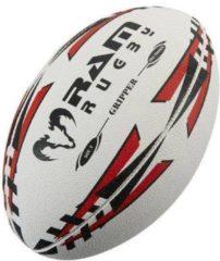 New Gripper Pro rugbybal - Jeugd wedstrijdbal - 3D grip - Maat 5 - Fluor