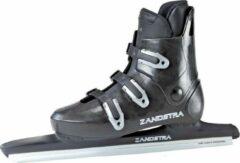 Zwarte Zandstra Comfort 3 Gespen - Schaatsen/Norenschaats/Noor - maat 41