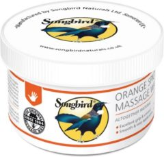 Songbird Orange Spice Massage Wax 350 gr