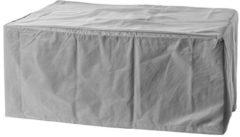 Zilveren Merkloos / Sans marque Happy Cocooning Beschermhoes Table Rechthoek 107 x 80 x 46 cm