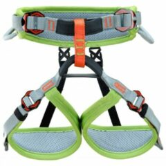 Climbing Technology - Ascent Junior - Klimgordel maat XXS, grijs/groen
