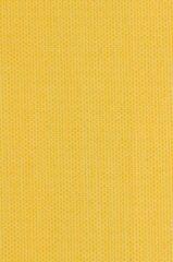 Gele Sunbrella solids stof 3937 lemon citroen per meter voor tuinkussens, buitenstoffen, palletkussens