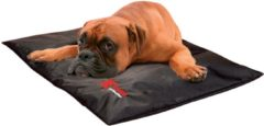 Doggy Bagg Duvet Bench Matras x-Treme Uni Zwart XL 69x104 cm
