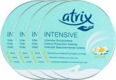 Atrix Intensive Handcreme Intensief Beschermend Blik Voordeelverpakking 4x250ml