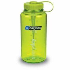 Nalgene - Everyday wijde hals 1,0 l - Drinkfles maat 1 l, groen