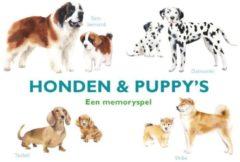 BIS Publishers B.V HONDEN EN PUPPY'S Een memoryspel
