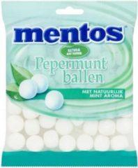 Mentos Pepermuntballen - 12 x 242 gram