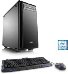 CSL Extreme Gaming PC i7-7700K | GTX 1080 Ti | 16GB DDR4 | 240GB SSD »Speed T7766 Windows 10 Home«