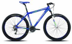 29 Zoll Mountainbike Legnano Val Gardena 21 Gang Legnano blau-grün