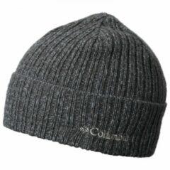 Columbia - Columbia Watch Cap - Muts maat One Size, zwart/grijs