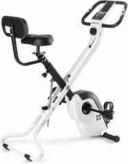Witte Capital_sports Azura X2 X-Bike max. 120 kg polssensor inklapbaar 4 kg - zwart