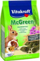 Groene Vitakraft Knaagdier Greenies - Konijnensnack - 50 g