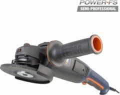 FERM POWER-FS Haakse slijper 1100W – 125mm - AGM1062S