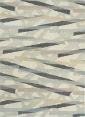 Naturelkleurige Vloerkleed Harlequin Diffinity Oyster 140001 - maat 170 x 240 cm