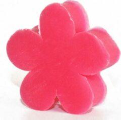 Kodiak Gastenzeepjes Geranium bloemvormig - 10 stuks