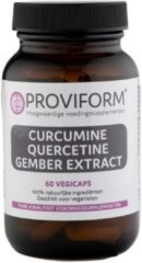 Proviform Curcumine quercetine gember extract 60 Vegacaps