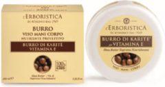 L'erboristica Karité (shea) boter + Vitamine C. VEGAN