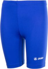 Blauwe Jako Tight Basic 2.0 Sportbroek - Maat 164 - Unisex - blauw