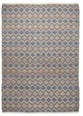 Teppich, »Geometric«, Tom Tailor, rechteckig, Höhe 7 mm, handgewebt